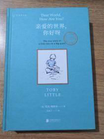 亲爱的世界,你好呀:一千多封小小信件与改变世界的大大梦想 ,一个小男孩真实的奇幻旅程。
