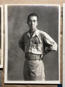 二战期间 日本老照片 鬼子兵 日本兵 6张120元