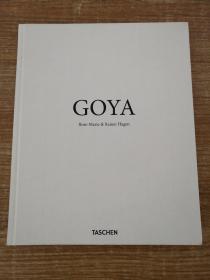 GOYA戈雅:浪漫主义绘画作品集(外文原版)