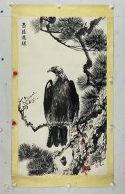 倪树初   尺寸  102/57  镜片  1948年生于广西南宁,现居桂林市。国家二级美术师、中国美术家协会员。