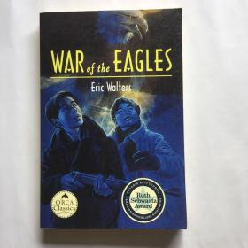 War of the Eagles   英文原版小说