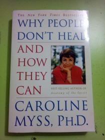 外文书 Why People Don't Heal and How They Can
