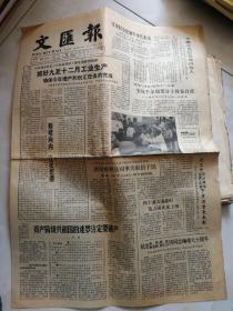 文汇报1989年8月份,28份