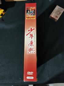 少年康熙(  大型古装历史剧  )(   14碟装  DVD  )广东大际
