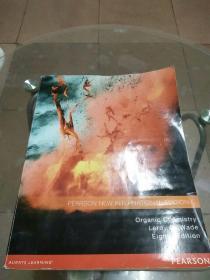 organic chemistry 【eight edition】pearson new international edition