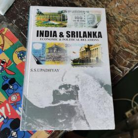 indai & srilanka : economic & political relations