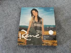 CD 刘若英 我的失败与伟大 小标 拆封  步升正版