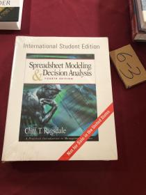 spreadsheet modeling decision analysis(附光碟)