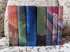 Harry Potter by J.K.Rowling -《哈利波特》精装1-7卷  美版 珍藏版 无原盒