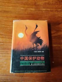 中国保护动物