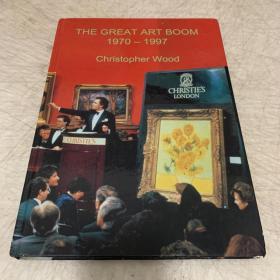 【现货】The great art boom, 1970-1997