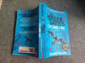 The Hunger Games:Catching fire(饥饿游戏 第2部:星火燎原)(英文原版)