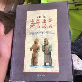 2000中国重要考古发现