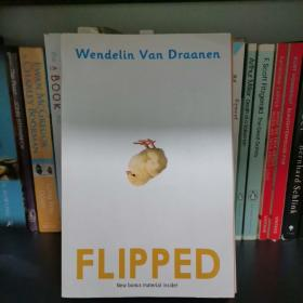 Flipped—wendlin van draanen 怦然心动 英文正版