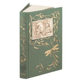 预售柳林风声佛利欧豪华版The Wind in the Willows folio deluxe Kenneth Grahame Illustrated byCharles van Sandwyk