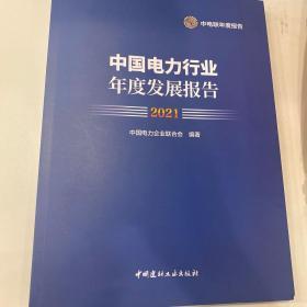 中国电力行业年度发展报告2021