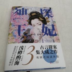 神探王妃3(古言探案的集大成之作,带给你观剧式的阅读体验。)