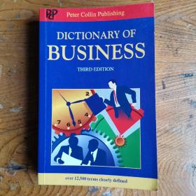 DICTIONARY OF BUSINESS