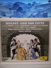莫扎特《女人心》【原版进口2CD】