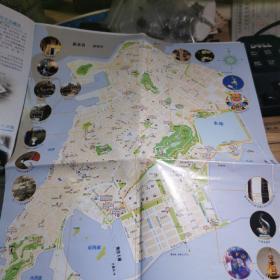 广东省珠海市一地图