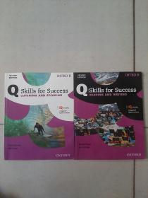 Q:Skills for success2本合售