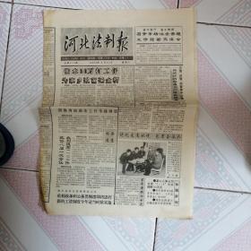 河北法制报 1993年