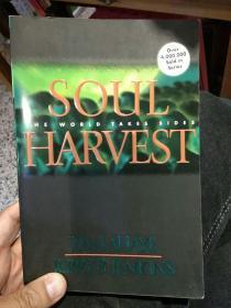 【英文原版小说】SOUL HARVEST灵魂收获