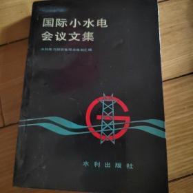 国际小水电会议文集