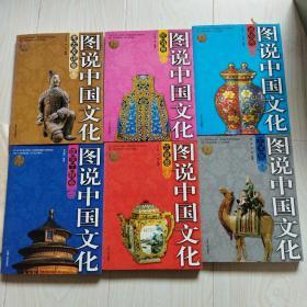 图说中国文化:考古发现卷,民俗卷,器物卷,工程建筑卷,饮食卷,艺术卷