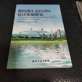 鄱阳湖生态经济区县区发展研究