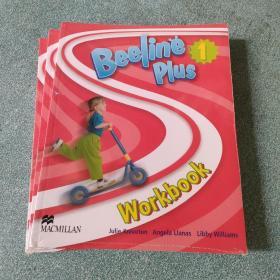 麦克米伦国际少儿英语 Beeline Plus1 Workbook+Scrapbook(1套2册) 【全新没拆封,品如图】
