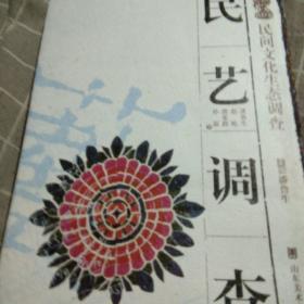 民间文化生态调查:民艺调查