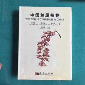 中国兰属植物:The Genus Cymbidium in China(塑封95品内如新,封面一点水渍,其他完好)