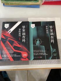 罪案调查科:罪终迷局(2册合售)