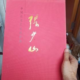 中国当代名家画集张少山