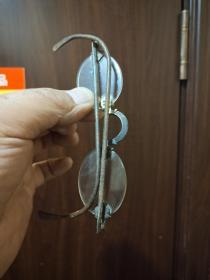 天然水晶石平光养眼镜