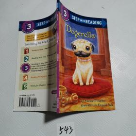 Dogerella (Step into Reading, Step 3)进阶阅读3:总督