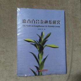 麝香百合杂种系研究