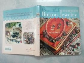 Beautiful Button Jewelry 英文原版-《精美的纽扣首饰》
