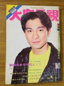 大众电视941〔封面   刘德华〕