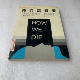 我们怎样死:关于人生最后一章思考
