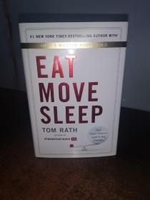 Eat Move Sleep:Why Small Choices Make a Big Difference