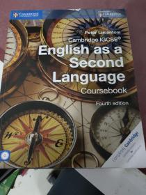 Peter Lucantoni Cambridge IGCSE English as a Second Language Coursebook Fourth edition