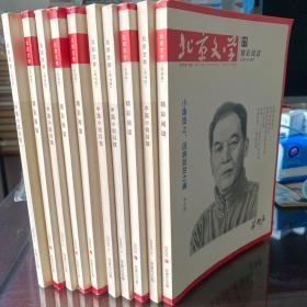 北京文学杂志2020 十册合售 内页很新