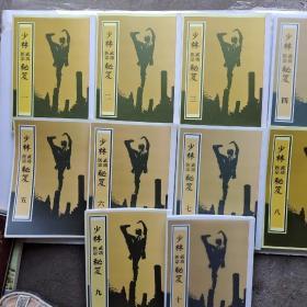 少林武功医宗秘笈 1-10册 全十卷