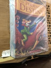 Geronimo Stilton and the Kingdom of Fantasy: Special Edition The phoenix of Destiny老鼠记者幻想王国系列特别版