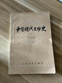 中国现代文学史 一
