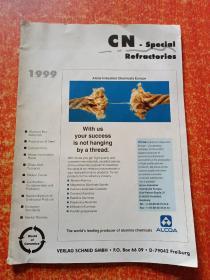 外文书籍一册:CN.Special Refractories 1999