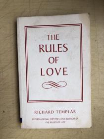 The Rules of Love (英文原版)