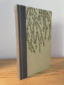 walden《 瓦尔登湖》thoreau 梭罗经典 Folio Society 1980 年出版 精装  Michael Renton  精美木刻版画配图